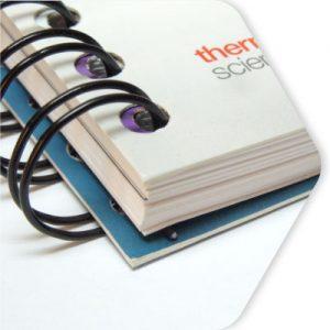 impresion de cuadernos personalizados pasta semi rigida