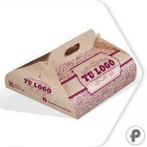 Caja Boxlunch para pan