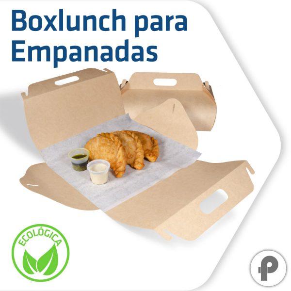Boxlunch para empanadas