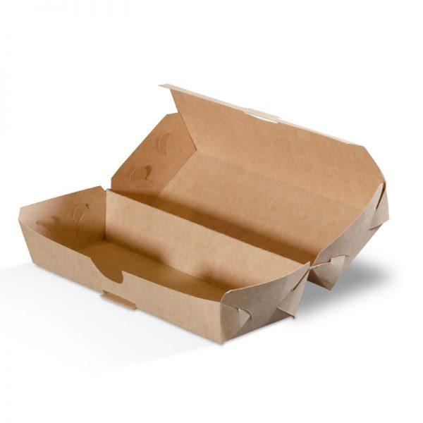 caja para hot dog