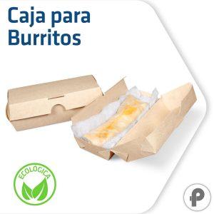 Caja para burritos