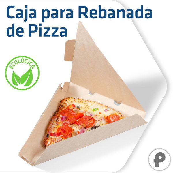 Caja para rebanada de pizza