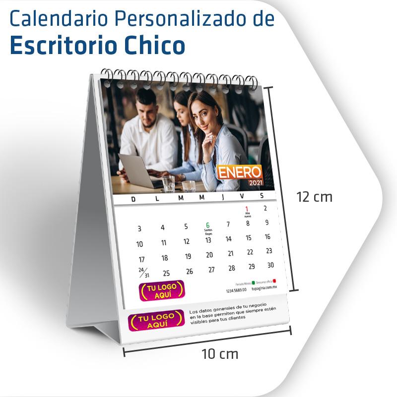 Calendarios Personalizados Chico