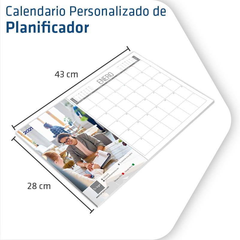 Calendarios Personalizados Planificador