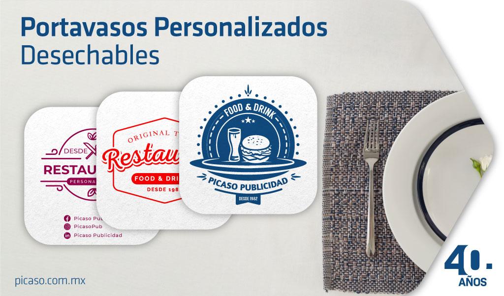 Portavasos Personalizados