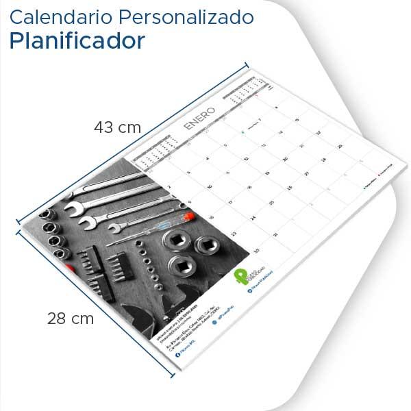 Calendarios Personalizados 2022 planificador